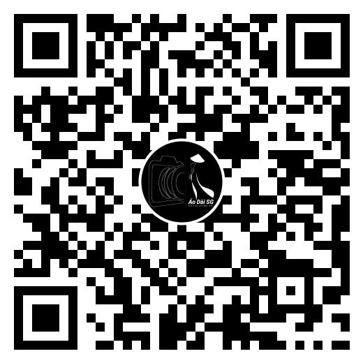Áo dài SÀi Gòn Zalo QR Code
