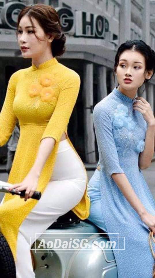 Thuê áo dài đẹp giá rẻ tại TP HCM