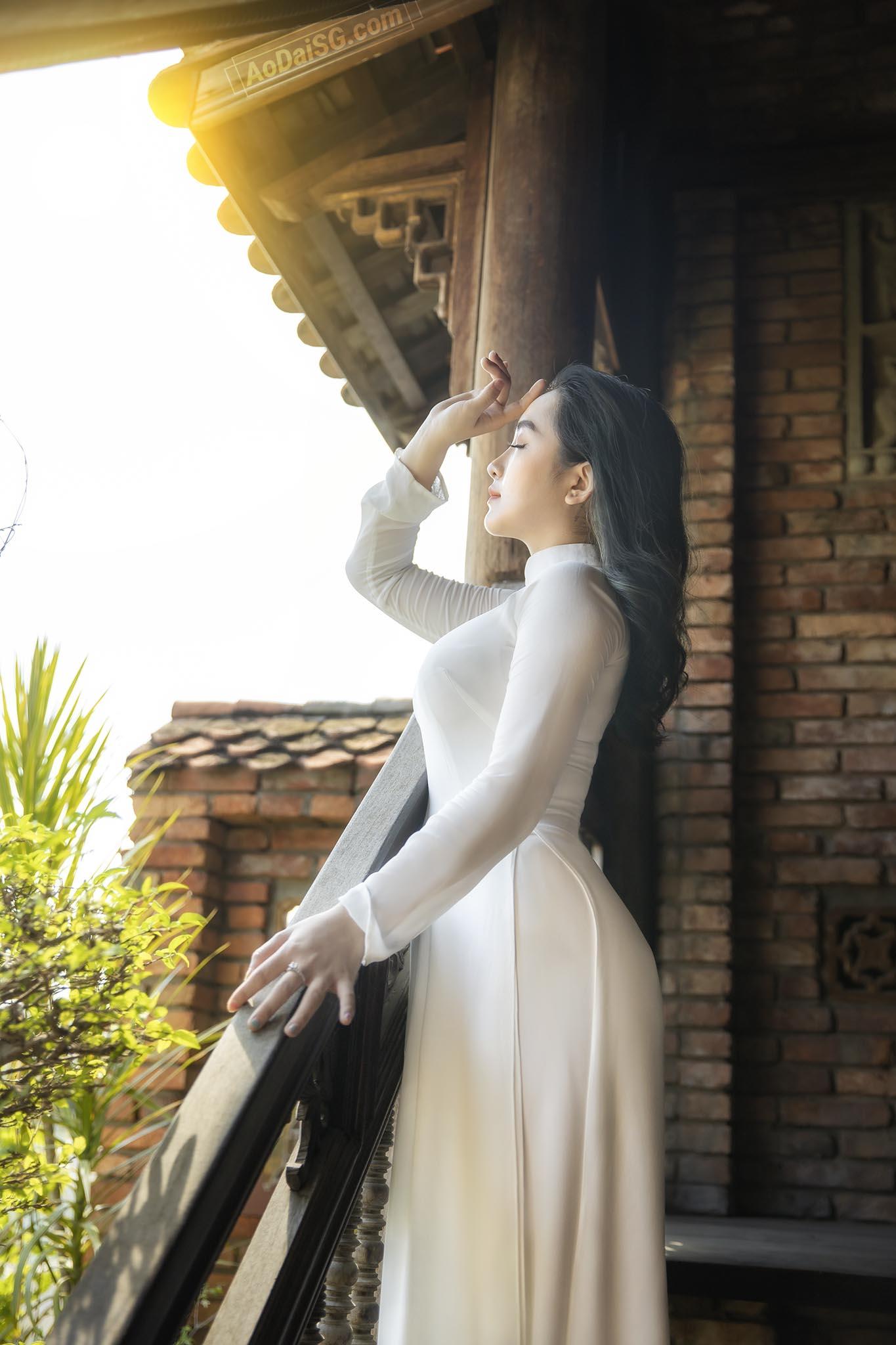 Tao Dang Chup Anh Ao Dai Nghe Thuat